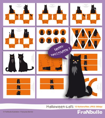 Halloween-chats-noirs-kit-imprimable-franbulle-1.jpg